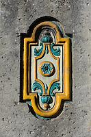 Keramik in Caltagirone, Sizilien, Italien