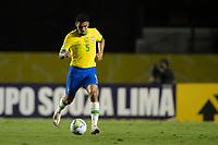 13th November 2020; Morumbi Stadium, Sao Paulo, Sao Paulo, Brazil; World Cup 2022 qualifiers; Brazil versus Venezuela; Allan of Brazil