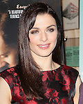 NEW YORK, NY - MARCH 15: Actress Rachel Weisz attends the 'The Deep Blue Sea' New York premiere at BAM Rose Cinemas on March 15, 2012 in the Brooklyn borough of New York City.