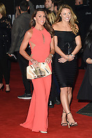 "Michelle Heaton<br /> at the premiere of ""Jack Reacher: Never Go Back"" at the Cineworld Empire Leicester Square, London.<br /> <br /> <br /> ©Ash Knotek  D3185  20/10/2016"