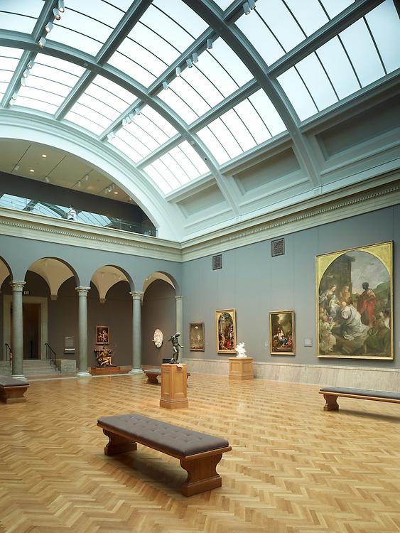 Cleveland Museum of Art Renovation   Rafael Viñoly Architects