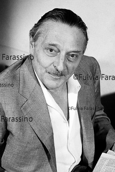 Alessandro Blasetti, 1980 Festival di venezia