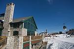 Stratton Mountain Resort, Vermont. 2009.