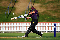 180127 Ford Trophy Cricket - Wellington Firebirds v Northern Districts