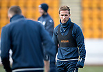 St Johnstone Training…22.12.17<br />Chris Millar pictured during training this morning at McDiarmid Park.<br />Picture by Graeme Hart.<br />Copyright Perthshire Picture Agency<br />Tel: 01738 623350  Mobile: 07990 594431