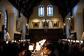 Oxford University<br /> Oxford, United Kingdom<br /> November 28, 2018<br /> <br /> Merton College Hall.