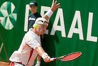 13-8-09, Den Bosch,Nationale Tennis Kampioenschappen, Kwartfinale, Bart de Gier