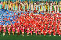 Arirang Festival  in Pyongyang 2009