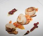 Appetizer, Mango Room Restaurant, London, city, England, UK, United Kingdom, Great Britain, Europe, European
