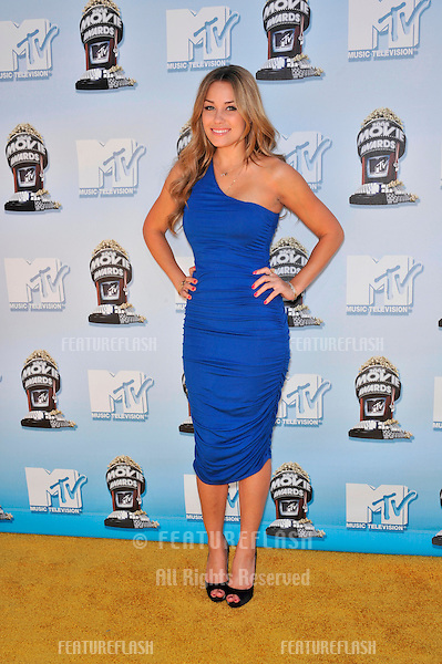 Lauren Conrad at the 2008 MTV Movie Awards at Universal Studios, Hollywood. .June 1, 2008  Los Angeles, CA..Picture: Paul Smith / Featureflash