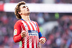 Atletico de Madrid Antoine Griezmann during La Liga match between Atletico de Madrid and Deportivo Alaves at Wanda Metropolitano in Madrid, Spain. December 08, 2018. (ALTERPHOTOS/Borja B.Hojas)