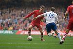 260311 Wales v England Euro 2012