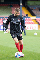 Andy Williams, Cheltenham Town during Southend United vs Cheltenham Town, Sky Bet EFL League 2 Football at Roots Hall on 17th October 2020