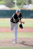 Parker Markel, Yavapai College Roughriders playing at Phoenix College, Phoenix, AZ - 05/01/2010.Photo by:  Bill Mitchell/Four Seam Images.