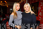 Amanda Whelan and Nicola Halford from Tralee enjoying Little Women's Christmas in Cassidys on Monday.