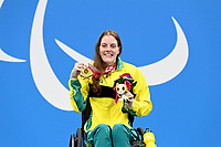 Rachael Watson / Swimming Finals<br />Tokyo Aquatic Centre <br />2020 Tokyo Paralympic Games<br />Paralympics Australia / Day 9<br />Tokyo Japan :   September 2 2021<br />© Sportshoot / Delly Carr / PA