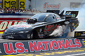 NHRA Mello Yello Drag Racing Series<br /> Chevrolet Performance U.S. Nationals<br /> Lucas Oil Raceway, Indianapolis, IN USA<br /> Monday 4 September 2017, Del Worsham, Lucas Oil, Funny Car, ©2017, World Copyright: Will Lester Photography