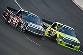 NASCAR Camping World Truck Series<br /> winstaronlinegaming.com 400<br /> Texas Motor Speedway, Ft. Worth, TX USA<br /> Friday 9 June 2017<br /> Noah Gragson, Switch Toyota Tundra and Grant Enfinger, Jive Toyota Tundra<br /> World Copyright: Nigel Kinrade<br /> LAT Images<br /> ref: Digital Image 17TEX2nk03583