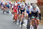 Spanish Champion Luis Leon Sanchez (ESP) Astana Pro Team attacks from the peloton during Stage 8 of the Vuelta Espana 2020 running 160km from Logroño to Alto de Moncalvillo, Spain. 28th October 2020.   <br /> Picture: Luis Angel Gomez/PhotoSportGomez | Cyclefile<br /> <br /> All photos usage must carry mandatory copyright credit (© Cyclefile | Luis Angel Gomez/PhotoSportGomez)