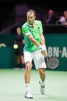 Rotterdam, The Netherlands, Februari 8, 2016,  ABNAMROWTT, Lukas Rosol (CZE)<br /> Photo: Tennisimages/Henk Koster