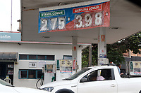 CAMPINAS, SP 28.03.2019 - COMBUSTIVEL - Valores de combustivel em postos de gasolina na cidade de Campinas (SP). (Foto: Denny Cesare/Codigo19)