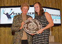 2013-12-16 Tennisplayer of the year awards