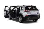 Car images of 2018 JEEP Cherokee Limited 5 Door SUV Doors