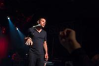 Sleaford Mods spielten am Freitag den 19. Juni 2015 live im Berliner Club SO36.<br /> Sleaford Mods ist ein englisches Post-Punk-/Hip-Hop-Duo aus Nottingham, bestehend aus Saenger/Rapper Jason Williamson und Multiinstrumentalist Andrew Robert Lindsay Fearn.<br /> 19.6.2015, Berlin<br /> Copyright: Christian-Ditsch.de<br /> [Inhaltsveraendernde Manipulation des Fotos nur nach ausdruecklicher Genehmigung des Fotografen. Vereinbarungen ueber Abtretung von Persoenlichkeitsrechten/Model Release der abgebildeten Person/Personen liegen nicht vor. NO MODEL RELEASE! Nur fuer Redaktionelle Zwecke. Don't publish without copyright Christian-Ditsch.de, Veroeffentlichung nur mit Fotografennennung, sowie gegen Honorar, MwSt. und Beleg. Konto: I N G - D i B a, IBAN DE58500105175400192269, BIC INGDDEFFXXX, Kontakt: post@christian-ditsch.de<br /> Bei der Bearbeitung der Dateiinformationen darf die Urheberkennzeichnung in den EXIF- und  IPTC-Daten nicht entfernt werden, diese sind in digitalen Medien nach §95c UrhG rechtlich geschuetzt. Der Urhebervermerk wird gemaess §13 UrhG verlangt.]