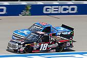 NASCAR Camping World Truck Series<br /> LTI Printing 200<br /> Michigan International Speedway, Brooklyn, MI USA<br /> Saturday 12 August 2017<br /> Noah Gragson, Switch Toyota Tundra<br /> World Copyright: Matthew T. Thacker<br /> LAT Images
