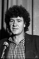 Robert Charlebois , October 12, 1986