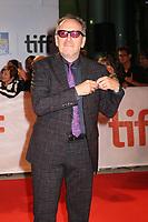 ELVIS COSTELLO - RED CARPET OF THE FILM 'FILM STARS DON'T DIE IN LIVERPOOL' - 42ND TORONTO INTERNATIONAL FILM FESTIVAL 2017