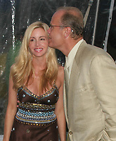 CAMILLE AND KELSEY GRAMMER 2006 FILE PHOTO<br /> Photo to By John Barrett-PHOTOlink