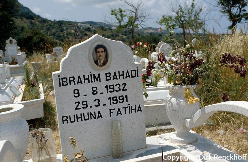 Nordzypern,Friedhof