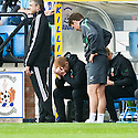 19/09/2010   Copyright  Pic : James Stewart.sct_jsp014_kilmarnock_v_celtic  .:: CELTIC MANAGER NEIL LENNON CAN'T LOOK AS HIS SIDE GO BEHIND 1-0 ::.James Stewart Photography 19 Carronlea Drive, Falkirk. FK2 8DN      Vat Reg No. 607 6932 25.Telephone      : +44 (0)1324 570291 .Mobile              : +44 (0)7721 416997.E-mail  :  jim@jspa.co.uk.If you require further information then contact Jim Stewart on any of the numbers above.........