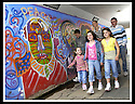 29/08/2007       Copyright Pic: James Stewart.File Name : 03_underpass.ONE OF THE UNDERPASSES IN HALLGLEN PAINTED BY LOCALS....James Stewart Photo Agency 19 Carronlea Drive, Falkirk. FK2 8DN      Vat Reg No. 607 6932 25.Office     : +44 (0)1324 570906     .Mobile   : +44 (0)7721 416997.Fax         : +44 (0)1324 570906.E-mail  :  jim@jspa.co.uk.If you require further information then contact Jim Stewart on any of the numbers above........