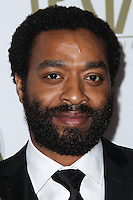 BEVERLY HILLS, CA - JANUARY 19: Chiwetel Ejiofor at the 25th Annual Producers Guild Awards held at The Beverly Hilton Hotel on January 19, 2014 in Beverly Hills, California. (Photo by Xavier Collin/Celebrity Monitor)
