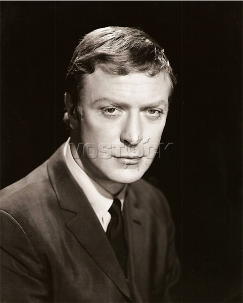 Michael Caine circa 1965.