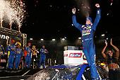 Monster Energy NASCAR Cup Series<br /> Bass Pro Shops NRA Night Race<br /> Bristol Motor Speedway, Bristol, TN USA<br /> Saturday 19 August 2017<br /> Kyle Busch, Joe Gibbs Racing, M&M's Caramel Toyota Camry<br /> World Copyright: Matthew T. Thacker<br /> LAT Images