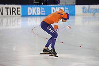 SCHAATSEN: HEERENVEEN: 11-12-2016, IJsstadion Thialf, ISU World Cup, Michel Mulder, ©foto Martin de Jong