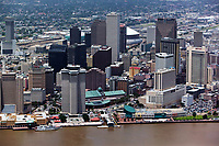 New Orleans Louisiana Aerial Photography