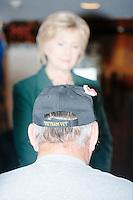 Hillary Clinton - Veterans Roundtable - Derry VFW - Derry, NH - 10 Nov 2015