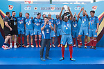 Citi All Stars are the Cup Final Winners of the Masters tournament of the HKFC Citi Soccer Sevens on 22 May 2016 in the Hong Kong Footbal Club, Hong Kong, China. Photo by Lim Weixiang / Power Sport Images