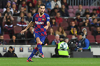 Sergio Busquets<br /> Barcelona 02-02-2020 Camp Nou <br /> Football 2019/2020 La Liga <br /> Barcelona Vs Levante <br /> Photo Paco Larco / Panoramic / Insidefoto <br /> ITALY ONLY