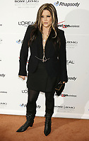 12 July 2020 - Benjamin Keough, Son of Lisa Marie Presley and Grandson of Elvis Presley, Dead at 27 From Apparent Suicide. File photo: 10 February 2007 - Beverly Hills, California - Lisa Marie Presley. Clive Davis 2007 Pre-Grammy Awards Party held at the Beverly Hilton Hotel. Photo Credit: Russ Elliot/AdMedia