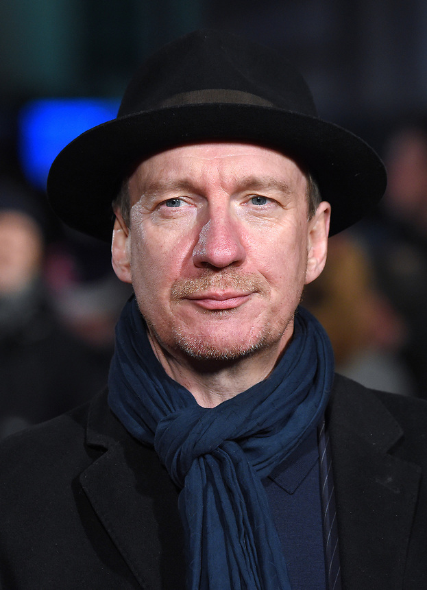 "David Thewlis<br /> arriving for the premiere of ""The Mercy"" at the Curzon Mayfair, London<br /> <br /> <br /> ©Ash Knotek  D3375  06/02/2018"