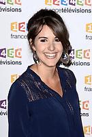 Photocall de la conference de presse de France Télévisions - Fanny Agostini