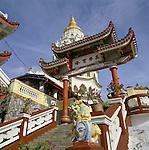 Malaysia, Pulau Penang, Georgetown: Kek Lok Si Temple | Malaysia, Pulau Penang, Georgetown: Kek Lok Si Tempel