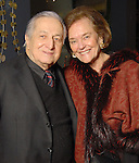 A. E. Canalli and his wife Hallie Radcliffe-Canalli at the Les Provinciales Design for a Cause event at Roche Bobois Thursday Dec. 10,2009.(Dave Rossman/For the Chronicle)