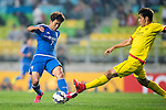 Suwon Samsung FC vs Kashiwa Reysol during their 2015 AFC Champions League Round of 16 1st Leg on May 19, 2015 at the Suwon World Cup Stadium, in Suwon, South Korea. Photo by Victor Fraile / Power Sport Images