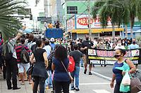 05/03/2021 - PROTESTO CONTRA O FECHAMENTO DE BARES E RESTAURANTES EM CAMPINAS